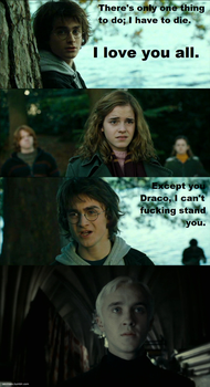 AVPM - Except you, Draco by Sar-FanGirl