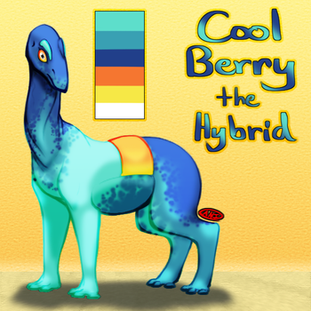 Cool Berry the Hybrid by EnterTheDwelling