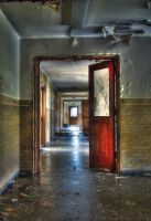 State Hospital by kurtanno