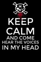 Come Hear The Voices In My Head by HisWeskerness