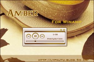 Amber for Winamp by lypnjtu