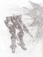 armored core 4 by gurr23