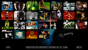 IMDB Top 250 Greatest Movies Of All Time-Pack 3 by gterritory