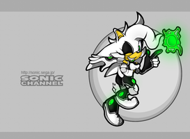 Plasma sonic channel by CyberBunney