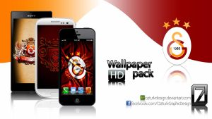 Galatasaray Wallpaper Pack vol:1 by ozturkdesign