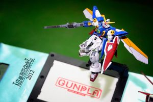 GUNPLA by kaze-009