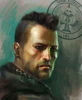 Soap Mactavish by ELIANT