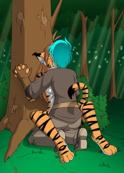 Impromptu Romance by Twokinds