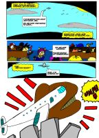 Anime Air comic page by CartoonistWill