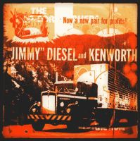 Jimmy Diesel by saladz