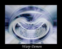 Warp Demon by life-is-trippy
