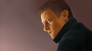 Clint Barton-loose by ForeverRunningFree