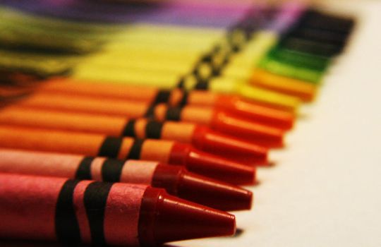 The Colors of Crayons by music-lover-37