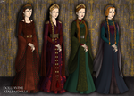 Medieval Queens by May-May44