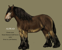 Alfrad reference sheet by Iagal