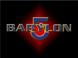 Babylon 5 logo 2 by Darthgog