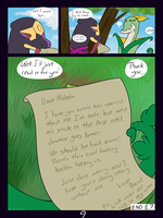 E7: A Timely Letter - Page 9 by Myra-Avalon