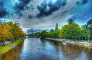 York, riverbank by skyblue-13