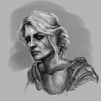 ciri by Bernarcio