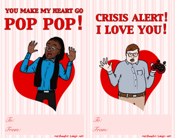 Community Valentine's Day Cards by morphmaker