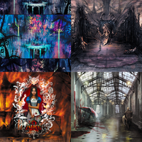 Alice Madness Returns wallpapers by cherryblom