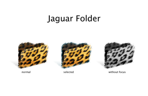 Jaguar Folder by monsteer