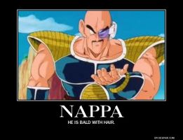 Nappa by secret-lips-101