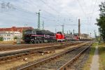 Floyd locos with freight in Gyor in 2012 by morpheus880223