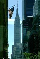 Empire State Building by bluegumibear