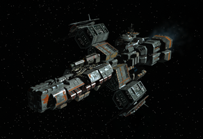 ISV Bernal Q ship mode by EastCoastCanuck