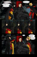 Batman's New Sidekick pg 4 by LexiKimble