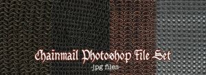 Chainmail Image Set by nathies-stock