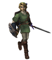 Link pose 2 by infersaime