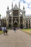 Westminster Abbey by CyclicalCore