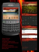 Beautiful World for Blackberry by DJCentral