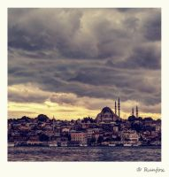 Memories from Istanbul by Runfox
