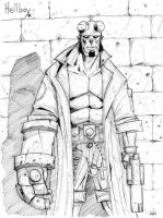 Hellboy by Axel13-Gallery