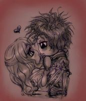 Edward Scissorhands: Hold Me by PritzPritz