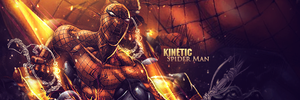 SpiderMan by Kinetic9074
