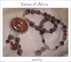 Venus of Africa by amorfia
