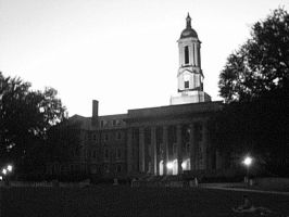 Old Main by AiPFilmMaker