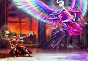 Duel by LynxC