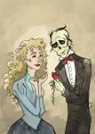 A Rose For My Beloved (Erik and Christine) by SmudgeThistle