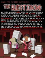 IZTDM Presents: The Questioning by WindWo1f
