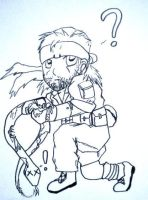 Snake eater by fox-xy