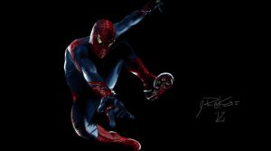 The Amazing Spider-man by greQ111