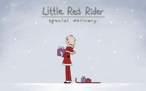 MAGE: Little Red Rider by winnietehpoohie