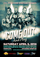 NWA WWW 'Come Out and PLAY' by TheIronSkull