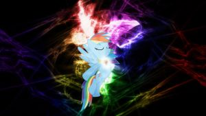 Rainbow Dash Wallpaper by GOP1994GOP