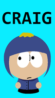 South Park, Craig by ScrewStudying
